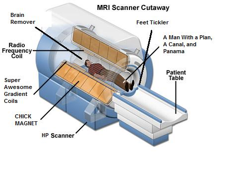 Modeling And Feasibility Study Of Table Top Mri Scanner